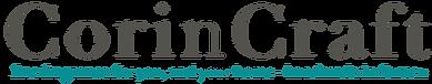 Corincraft Logo + handmade 2000 x 1000 -