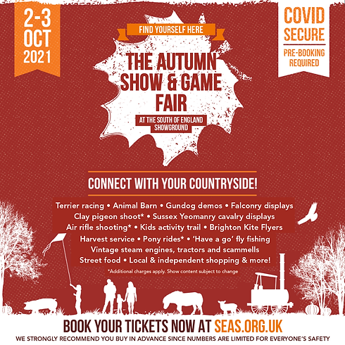 South of England Autumn Show 2021