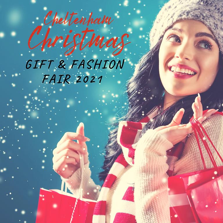 Cheltenham Christmas Gift & Fashion Fair 2021