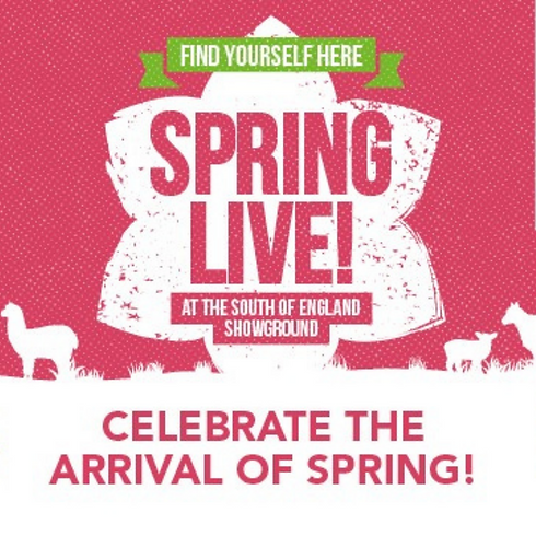 Spring Live! at The South of England Showground