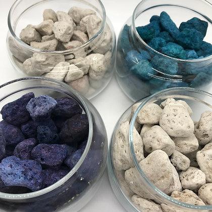 Offer 1: Set of 4 Fragranced Stones & 4 Refill Oils