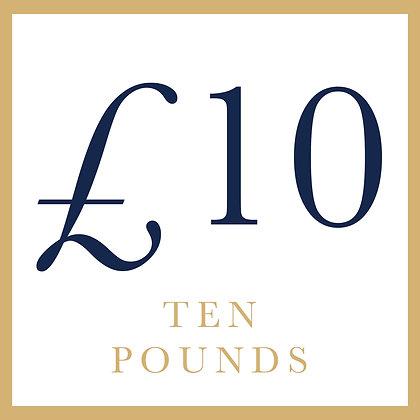 £10 - General Goods