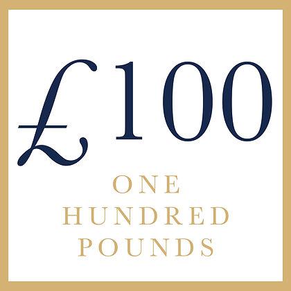 £100 - General Goods