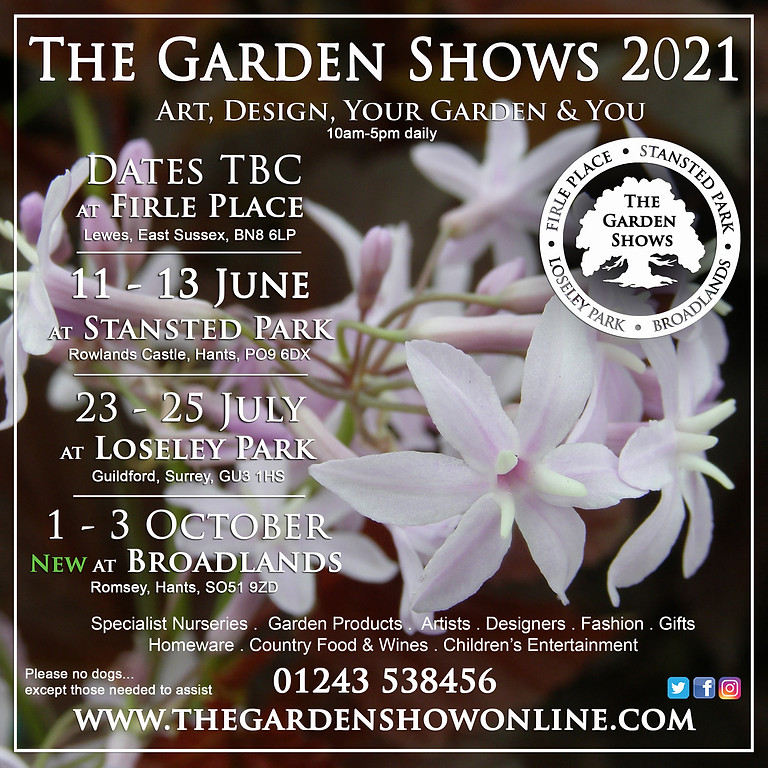 The Garden Show at Loseley Park
