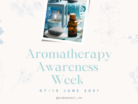 Aromatherapy Awareness Week 2021