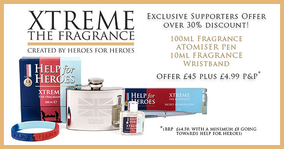 Xtreme: The Fragrance Supporters Offer