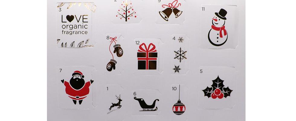 12 Days Of Scents - Corincraft's Advent Calendar