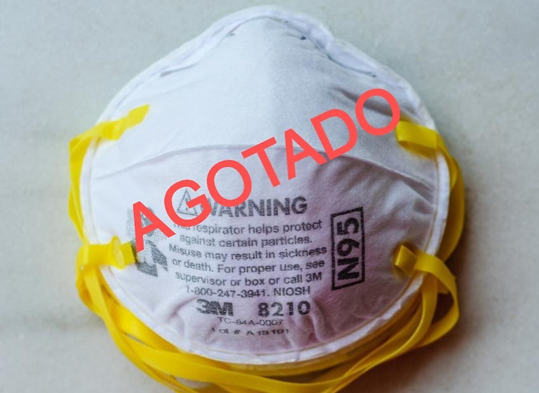 Respirador 8210 (N95)