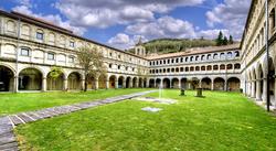 Monasterio San Estevo