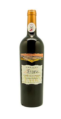Château Les Eydins: Cuvée des Consuls 2015 | AOC Côtes du Luberon | Rotwein