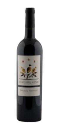 Château Fontvert: Mourre Nègre 2017 | AOP Luberon | Vin rouge