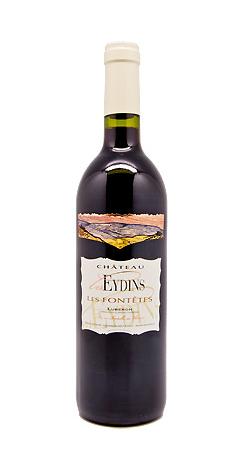 Château Les Eydins: Les Fontêtes 2015 | AOC Côtes du Luberon | Rotwein