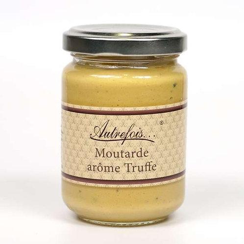 Moutarde aromatisée à la Truffe