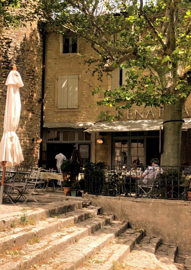 Restaurant in Gordes