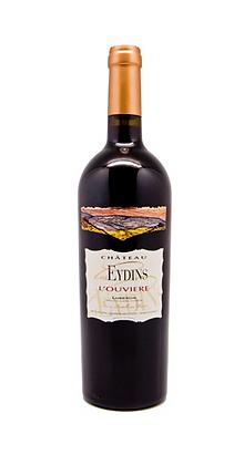 Château Les Eydins: L'Ouvière 2015 | AOC Côtes du Luberon | Rotwein