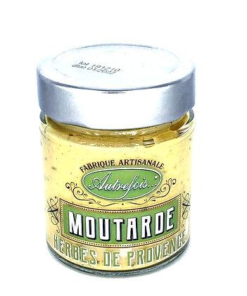 Senf mit Kräutern aus der Provence