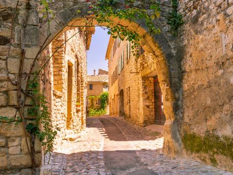 Les Barriques und die Provence