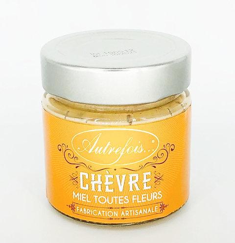 CHÈVRE - MIEL TOUTES FLEURS