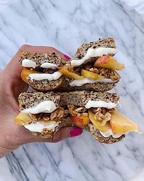 @fitfan peaches and cream cheese.JPG