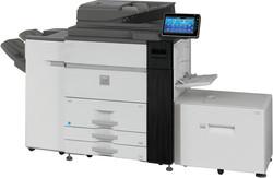 Black Digital Printing