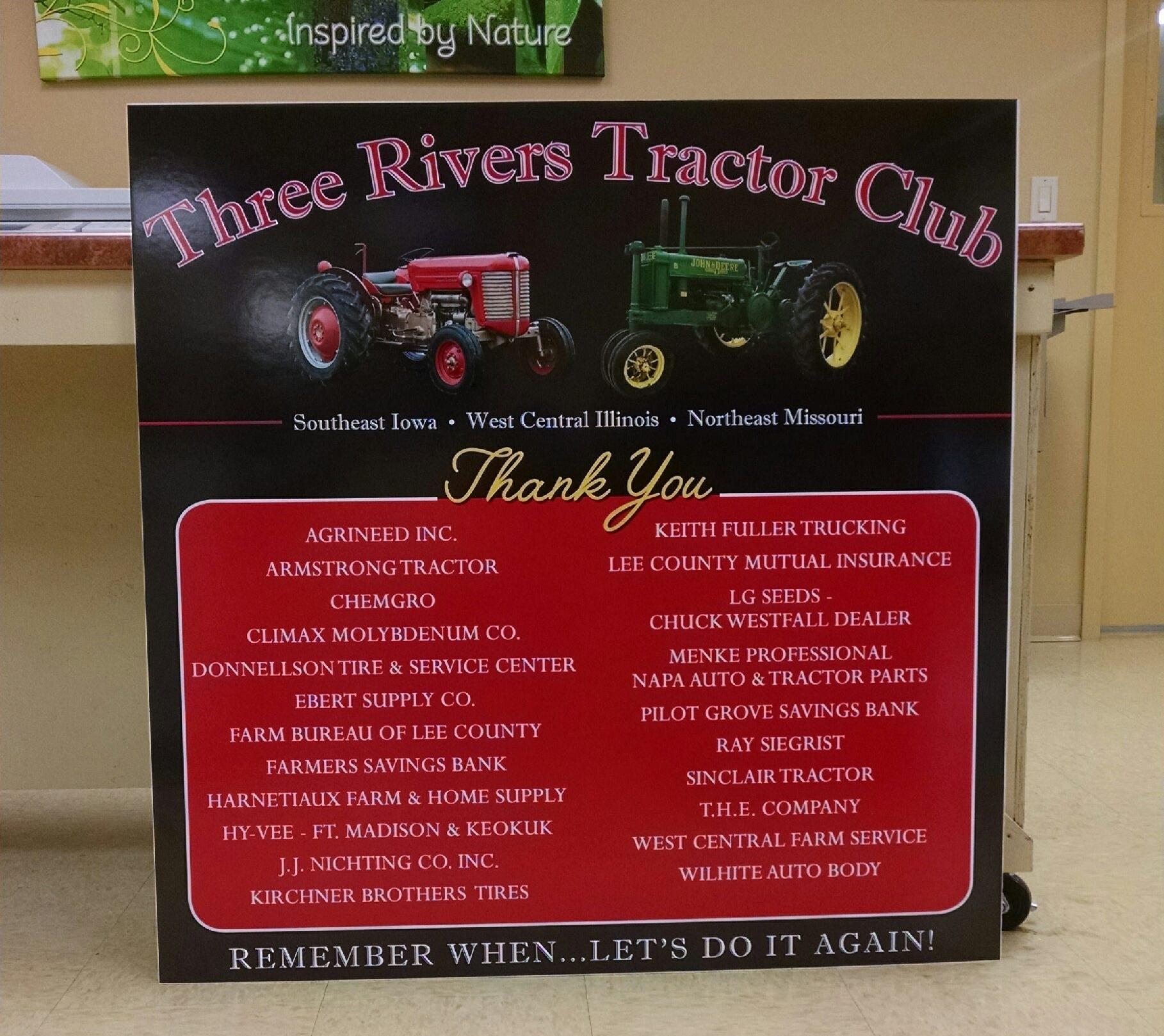 ThreeRiversTractorClub