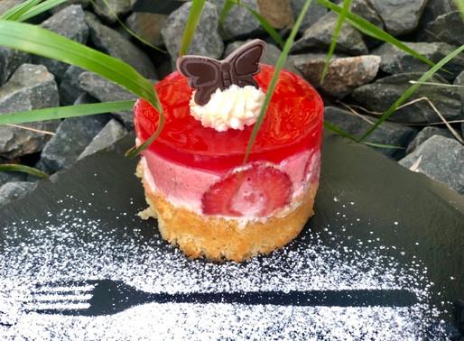 Erdbeere 🍓 Törtchen