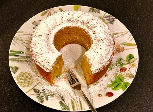 Mango-Kuchen ohne Eier!
