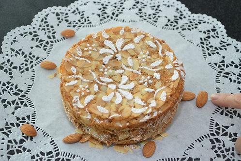 Mandel - Amaretto Kuchen