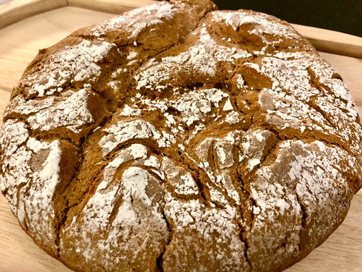 Dinkel-Vollkorn-Joghurt-Brot