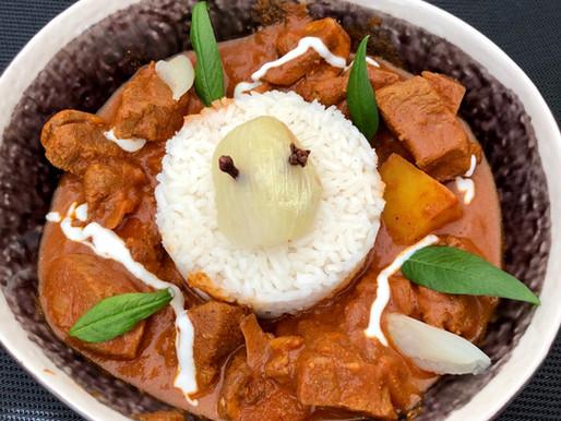 Indisches Lamm-Curry