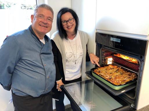 Cooking Class Zu Besuch bei Giuseppe ❤️- Traun