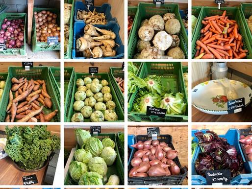 GemüseLust Hofladen Haiß - Hartkirchen