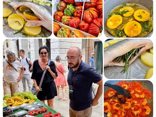 Cooking Class Venedig 🦐