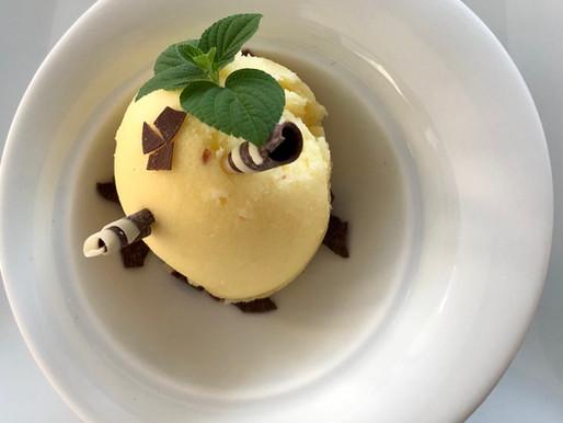 Ananas-Eis