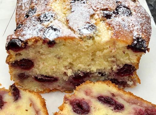 Kirschen - Buttermilch - Kuchen