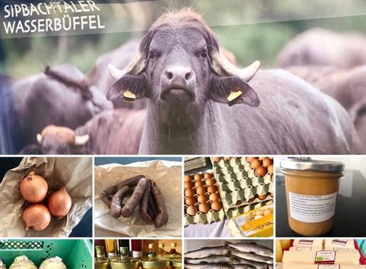 Der einzigartiger Bio-Bauernmarkt in Linz!  🧀🥕🐟