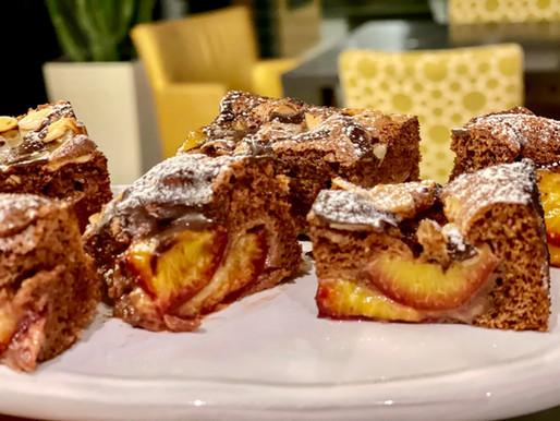 Schoko-Zimt-Zwetschk(g)en Kuchen