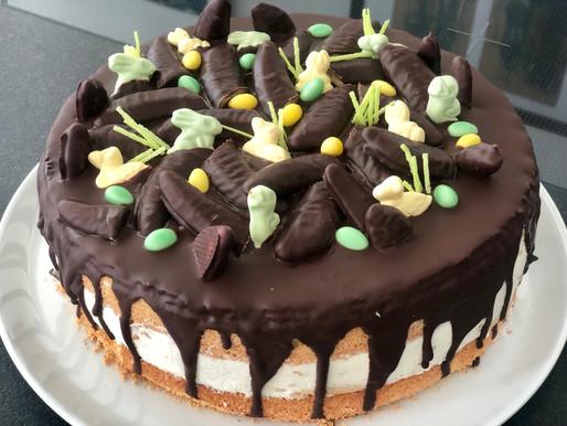 Bananen-Oster-Torte