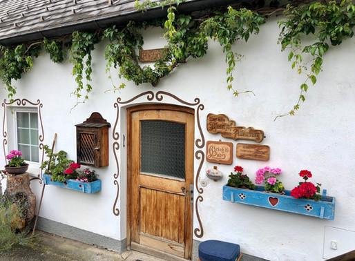 Das alte Pfarrhaus Altenburg im Mühlviertel ❤️