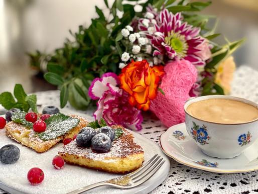 Frühstücks-Pancake (low carb)