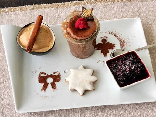 Schokoladensouffle ❤️ Das Winterdessert 2018 👌🔝