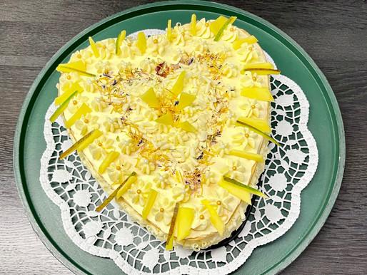 🥭 Mango-Torte 🥭