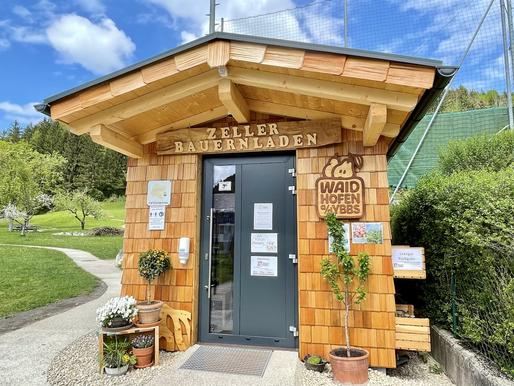 Regionalhütten - Zeller Bauernladen & Bauernladen Hoher Markt in Waidhofen an der Ybbs