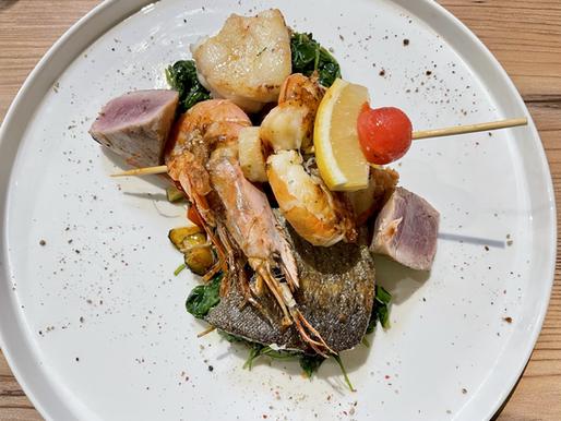 MaRie - das neue Fisch-Restaurant in Linz ❤️
