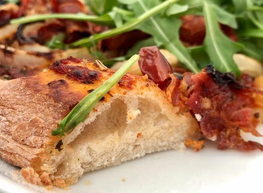Homemade Pizza 🍕