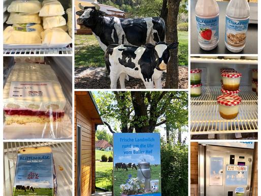 Milchtankstelle Ballerhof Altenberg