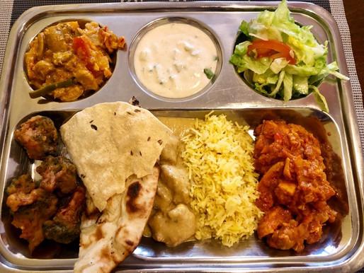 Indian Cuisine im New Namastey in der Rainerstrasse in Linz