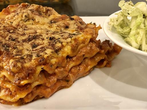 Lasagne 🍅