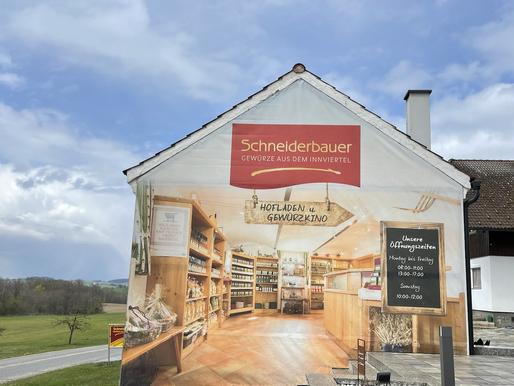 Gewürze Schneiderbauer