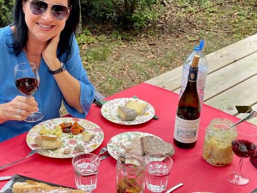 🍇 Picknick 🍇 im Schloss-Weingarten